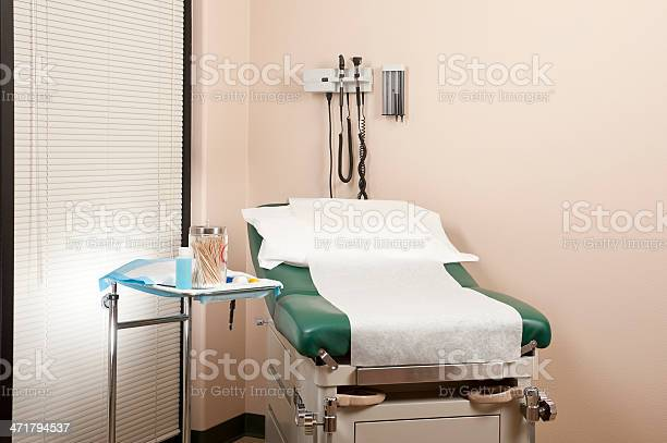 Medical Exam Room Stock Photo - Download Image Now