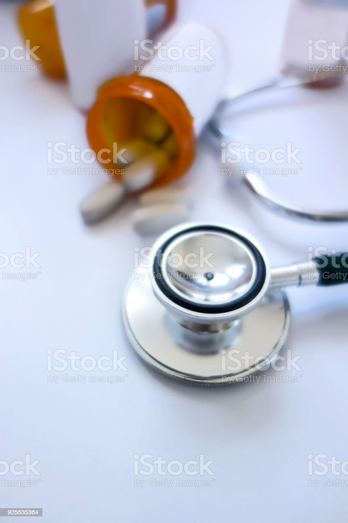 Medical expences stock photo