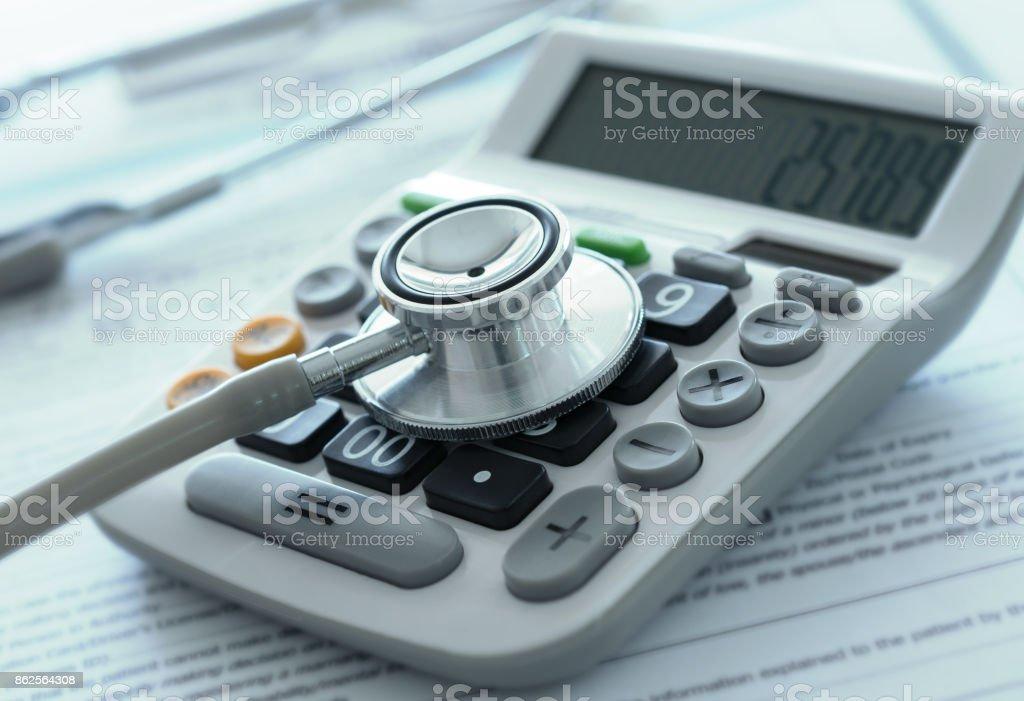 medizinische Finanzierung Versicherung – Foto