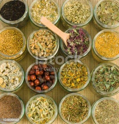 istock Medical Herbs 104699552