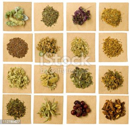 istock Medical Herbs 112785627