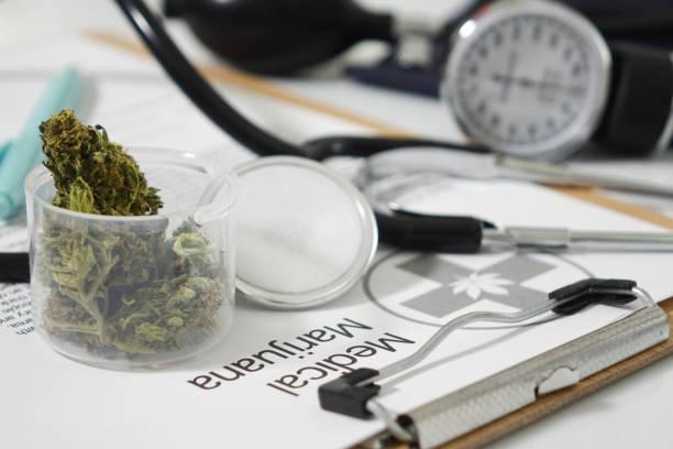 Medical Marijuana - foto stock