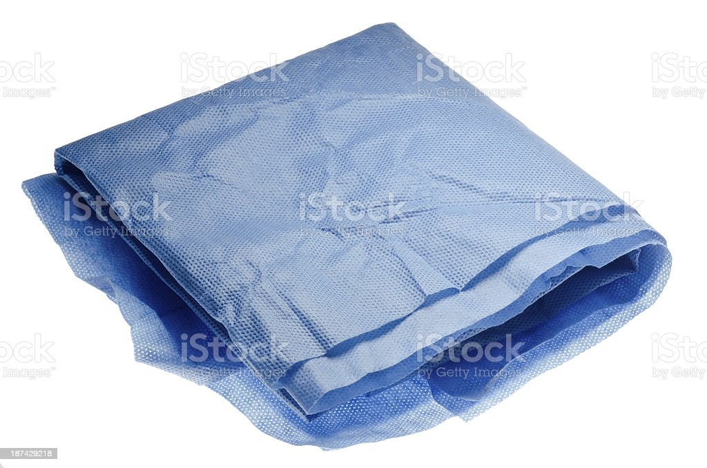 medical nonwoven fabric cloth stock photo