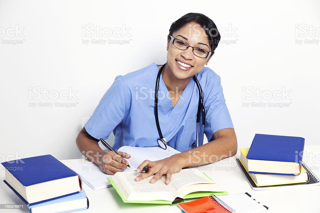 Arzt Krankenschwester – Foto