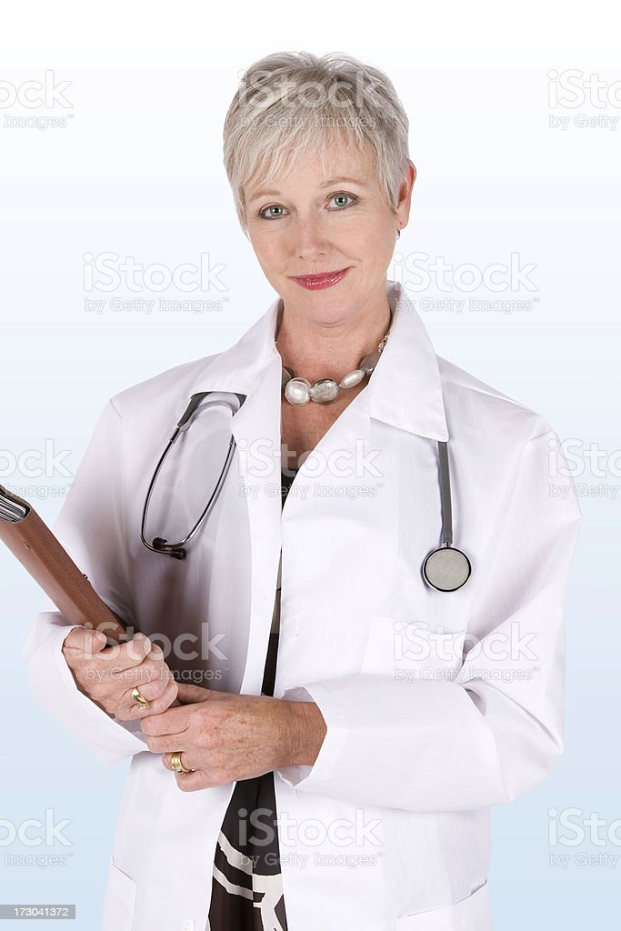 Medical Personnel royalty-free stock photo