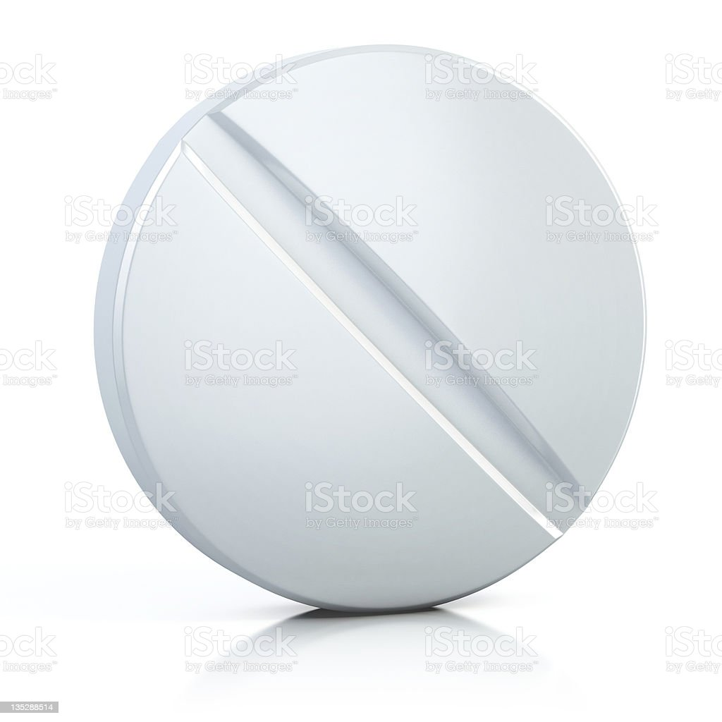 medical pill royalty-free stock photo