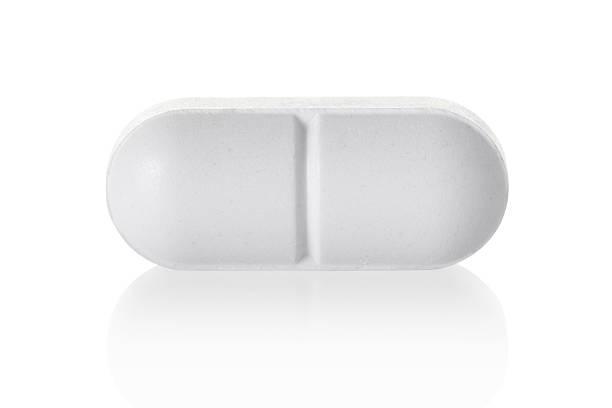 Medical pill comprimido - foto de stock