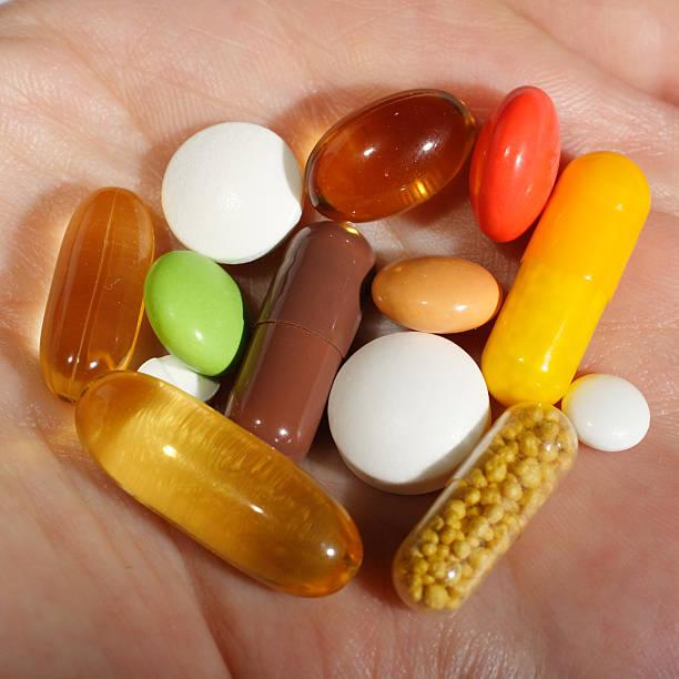 Medizinische Pillen – Foto