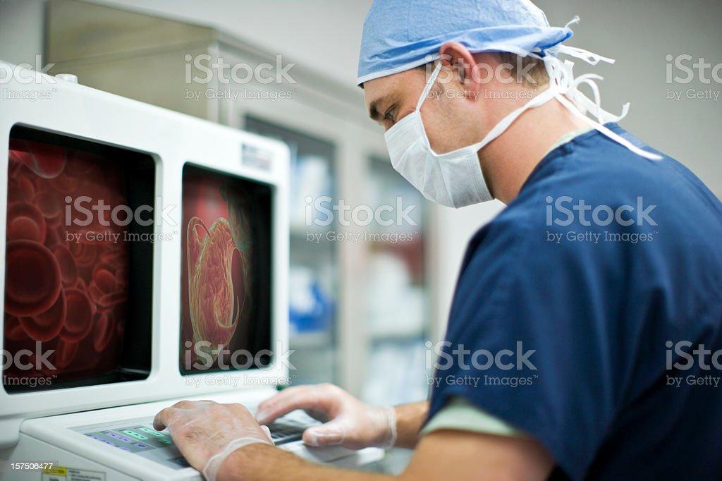 Medical Procedure stock photo