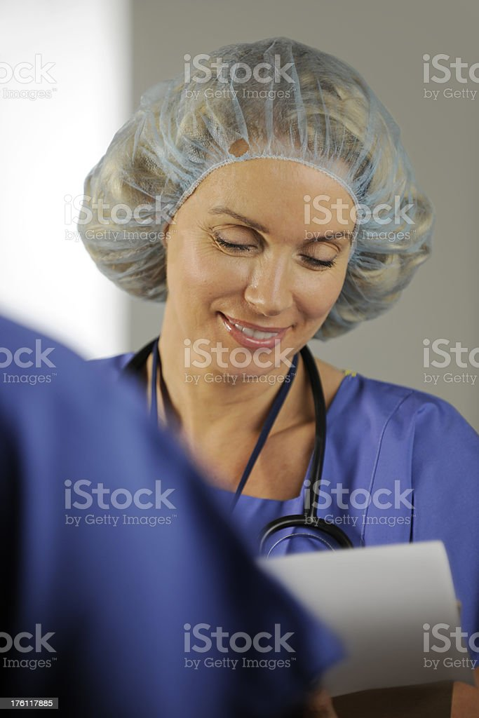 medical professional royalty-free stock photo