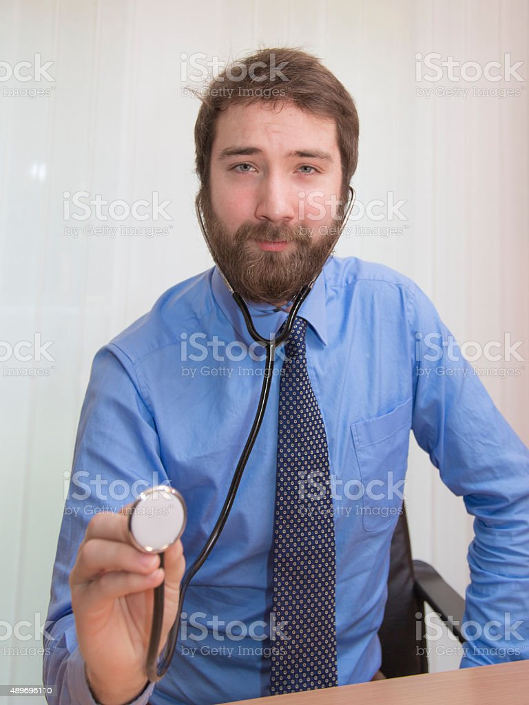 Medical Professional servis. stock photo