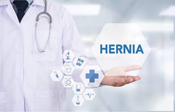 hernia medical report with composition of medicaments - pills, i - ernia foto e immagini stock