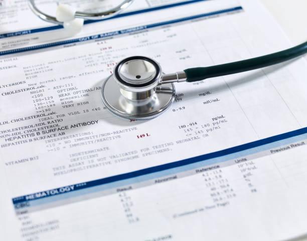 Medizinische Berichte – Foto