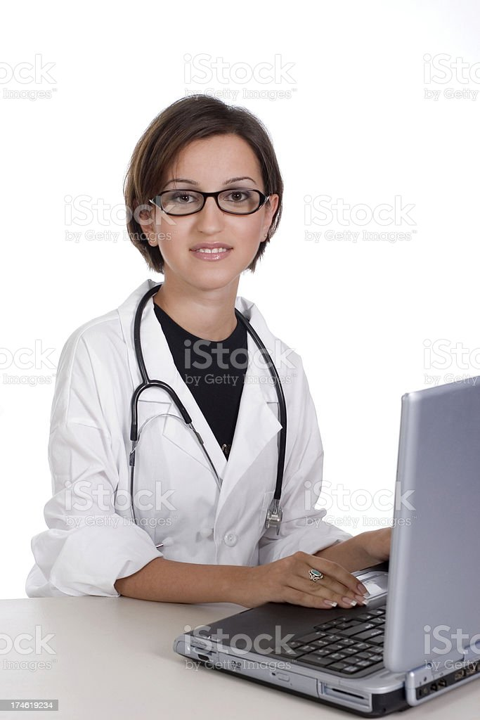 Medical series royalty-free stock photo