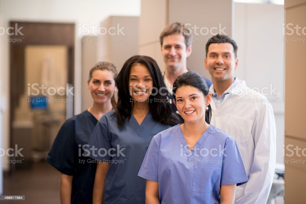 Medical Setting Office stock photo