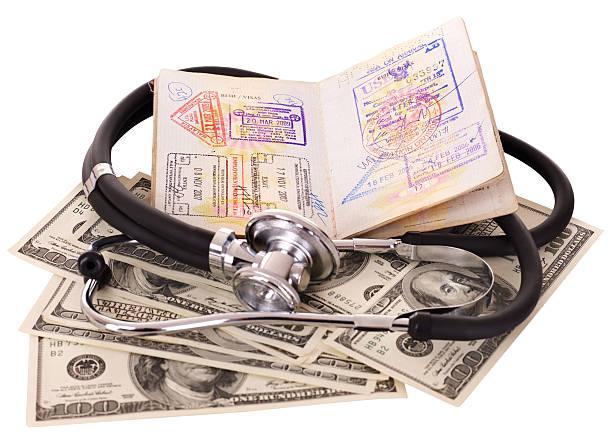 Medical still life with stethoscope money and passport picture id178756509?b=1&k=6&m=178756509&s=612x612&w=0&h=y8dywghr2hc4lwnxyfovc 3taus2dk4q4ehj pyijho=