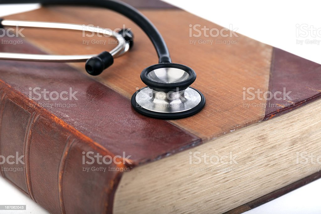 Medical studies and research royalty-free stock photo