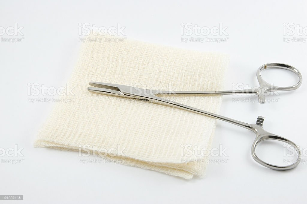 Medical Supplies, Driver royalty-free stock photo