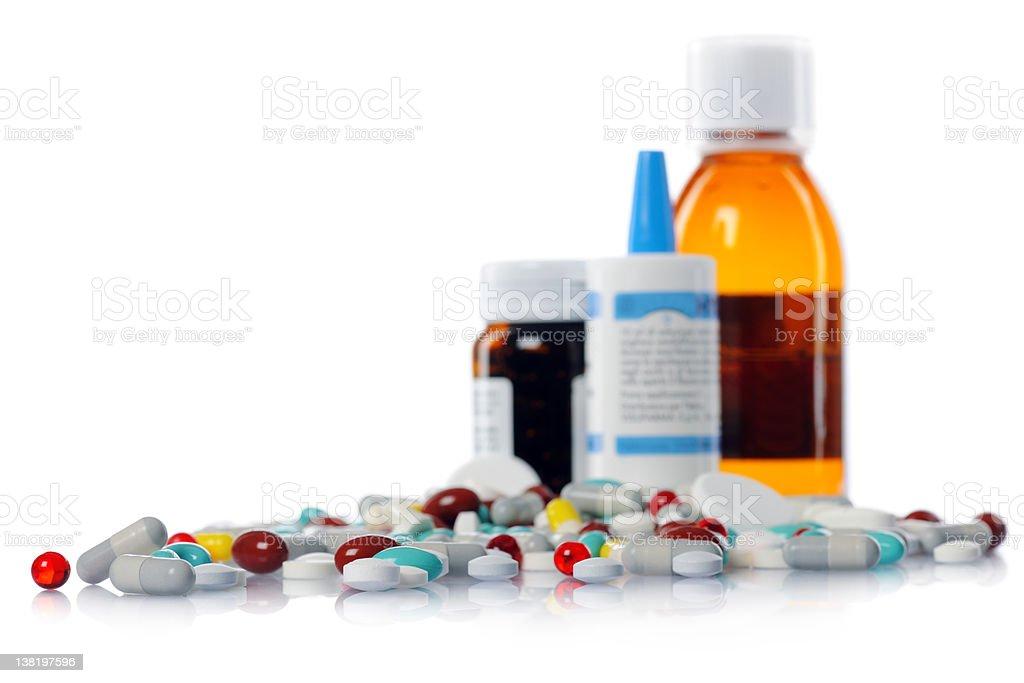 Material médico - foto de stock