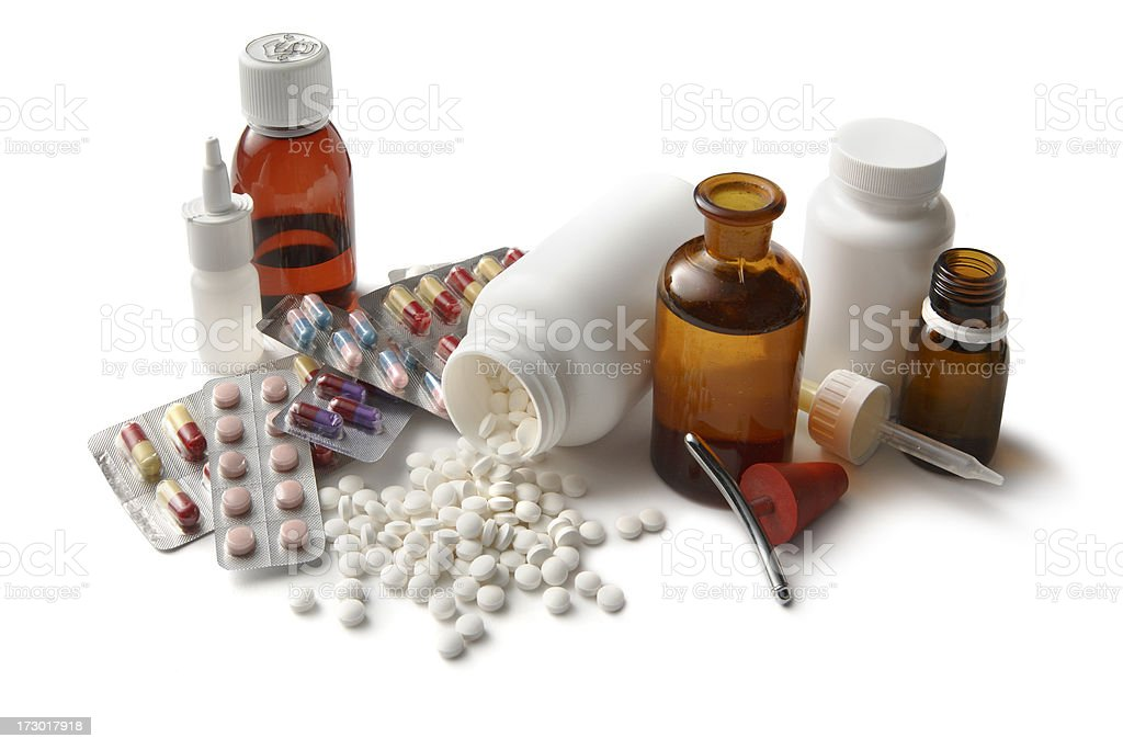 Medical: Supplies stock photo