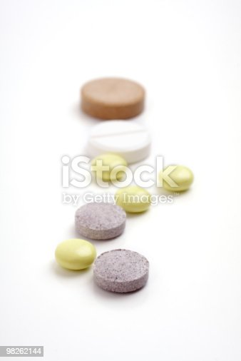 Medical Tablets Stock Photo & More Pictures of Antibiotic