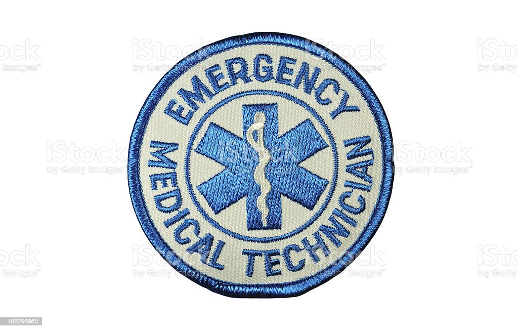 Patch EMT Medical Technicien - Photo