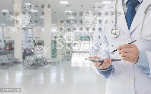 688358418 istock photo medical technology communication 1198571740