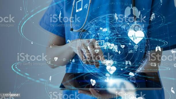 Medical technology concept picture id1127069581?b=1&k=6&m=1127069581&s=612x612&h=kt8eqtibywi2ycwzchwglwfttjqutcnhhju2as99oha=