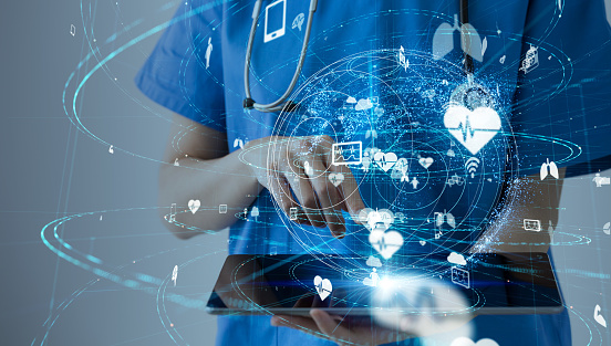 Medical Technology Concept Stock Photo - Download Image Now