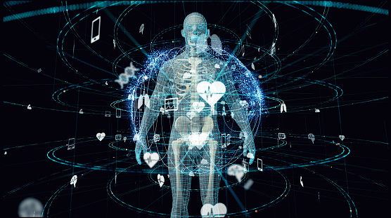 istock Medical technology concept. 1132912601
