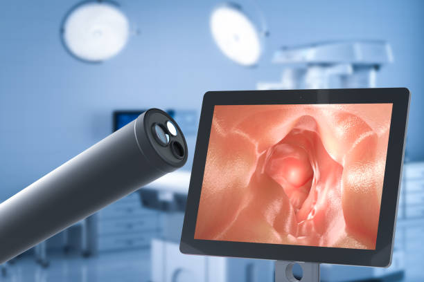Medical technology concept stock photo