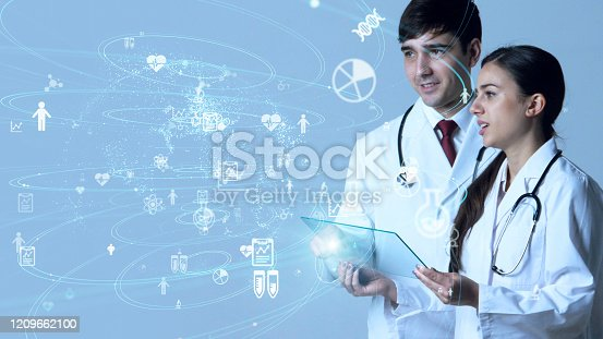 966874060istockphoto Medical technology concept. Research and Development. Drug discovery. 1209662100