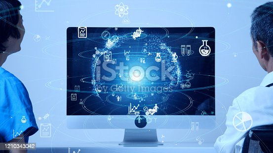 966874060istockphoto Medical technology concept. Research and Development. Drug discovery. 1210343042