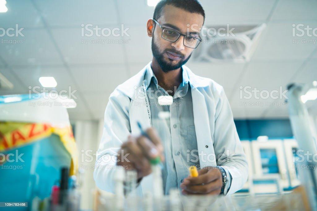Exámenes médicos. - foto de stock