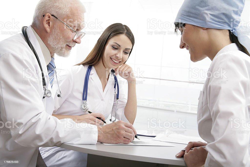 Medical theme royalty-free stock photo