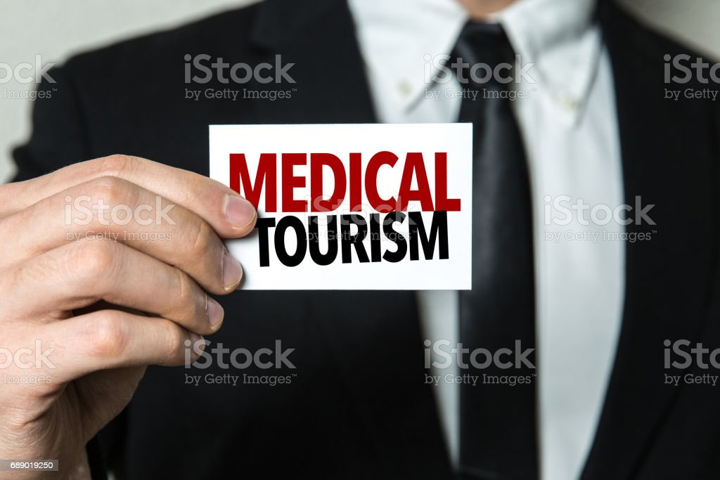 Medical Tourism stock photo