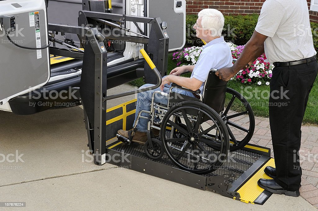 Medical Transportation stock photo