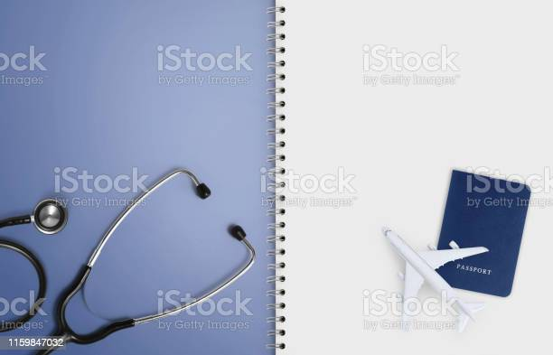 Medical travel insurance paper notebook pages with stethoscope and picture id1159847032?b=1&k=6&m=1159847032&s=612x612&h=r kgq3uwr5qfrnpotjwk3nfkoz1xghe1xhcyl2whuxm=