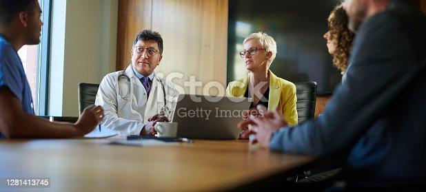 hospital admin meeting