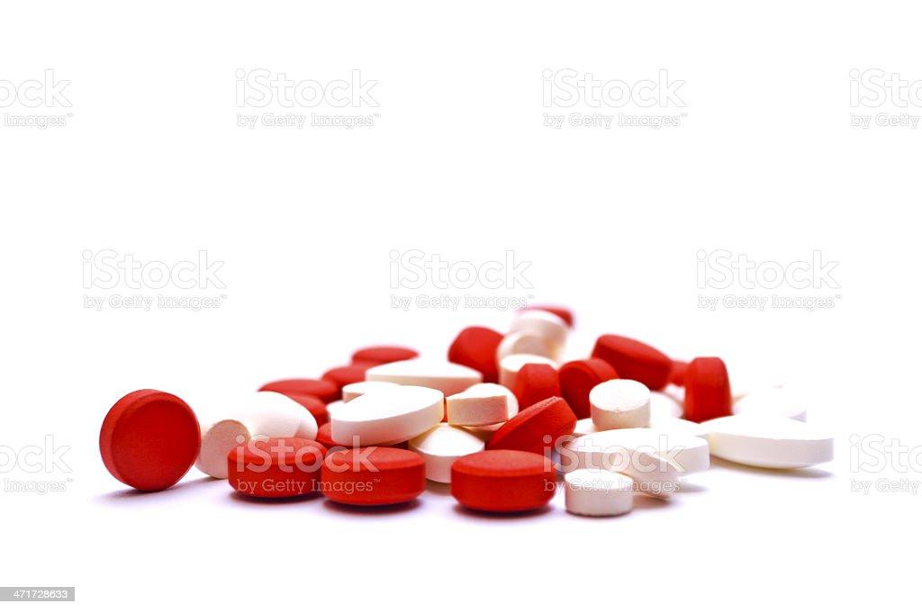 Medicament royalty-free stock photo
