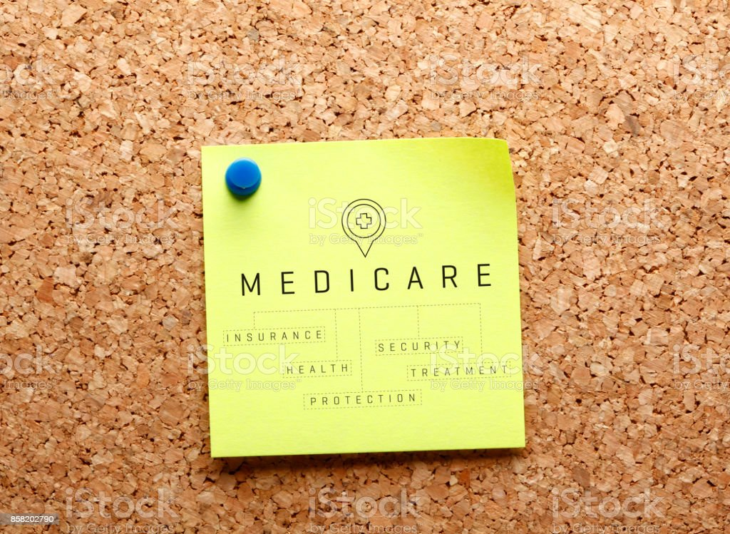 medicare stock photo