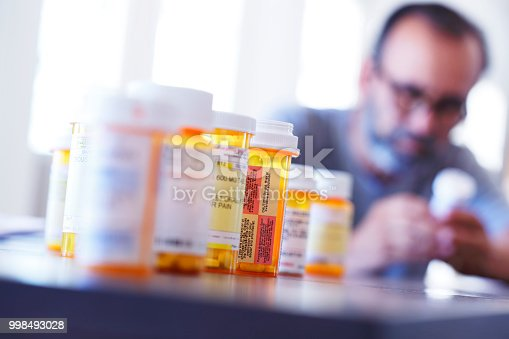 istock Medication Addiction 998493028