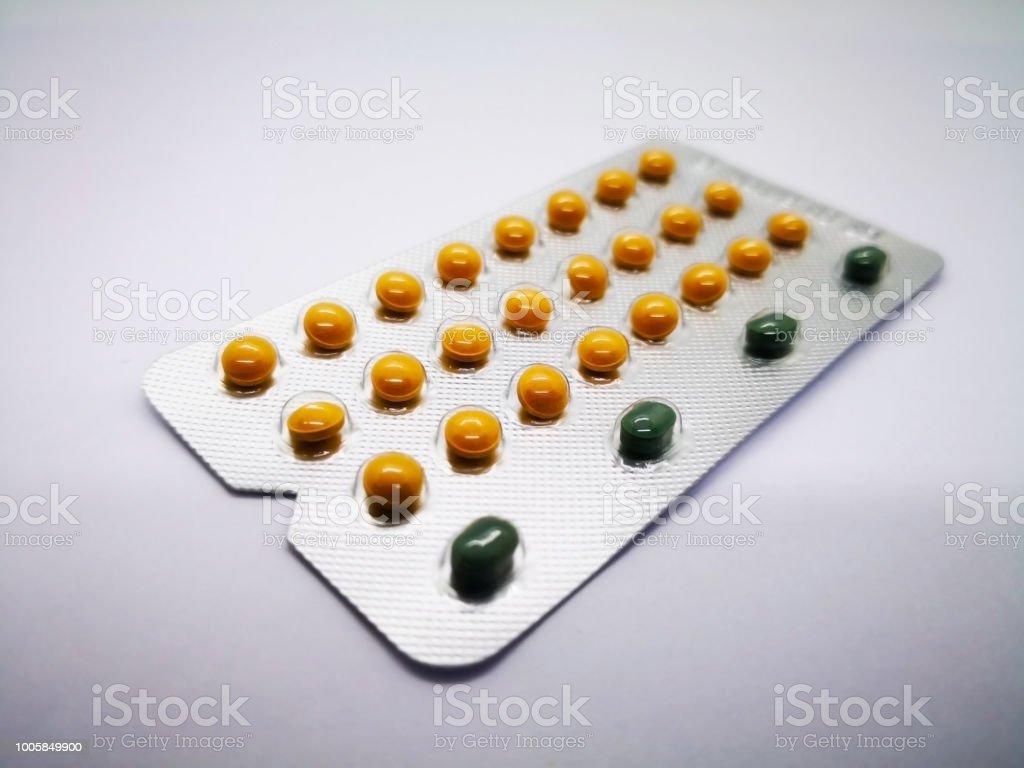 para que sirven las pastillas placebo anticonceptivas