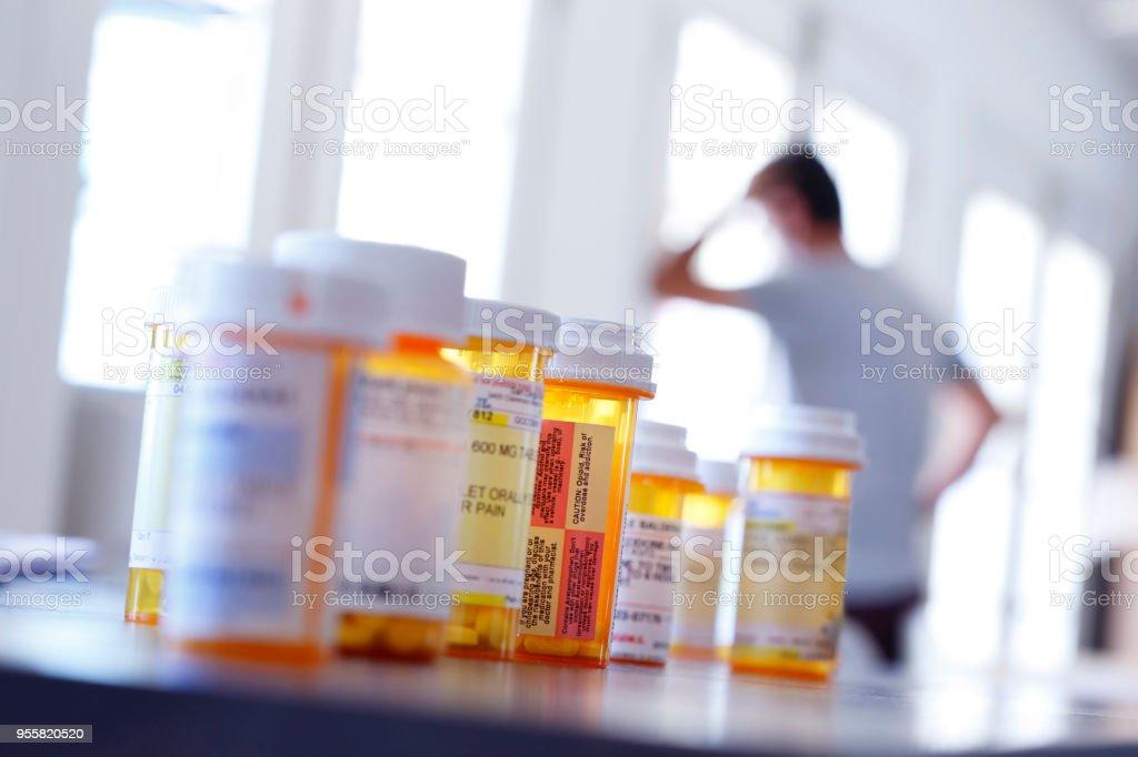 Surcharge de médicaments - Photo