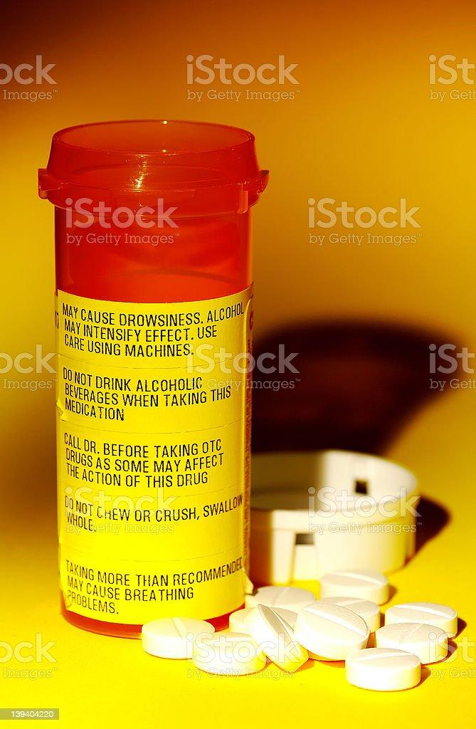 Medication royalty-free stock photo