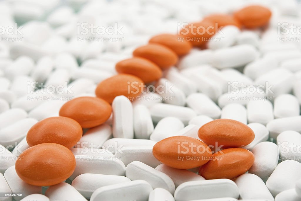 medications royalty-free stock photo