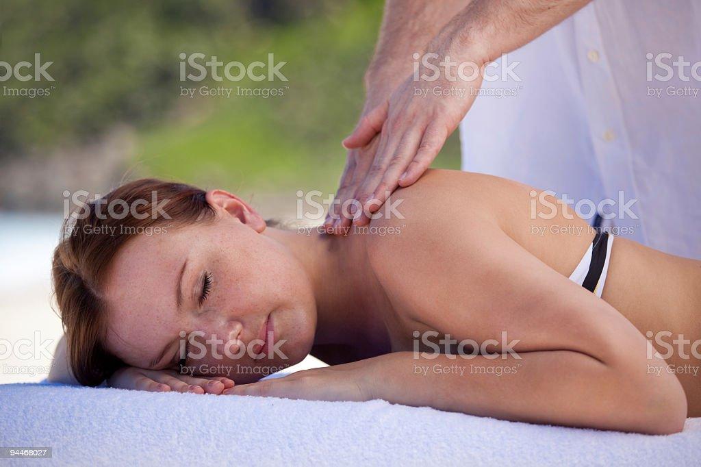 medicative hands royalty-free stock photo