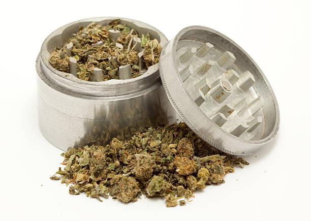 Marihuana médicos - foto de stock