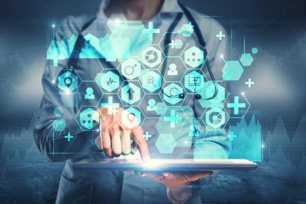 Medizin und Zukunftskonzept – Foto