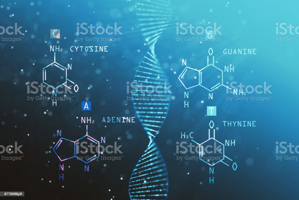 Medicine and science concept stock photo